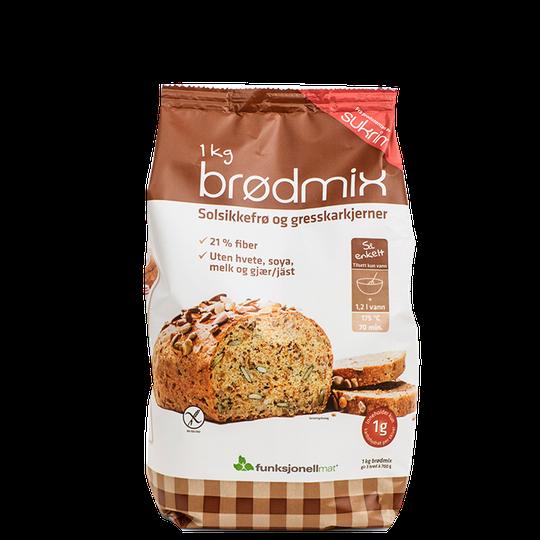 Bread mix, 1 kg