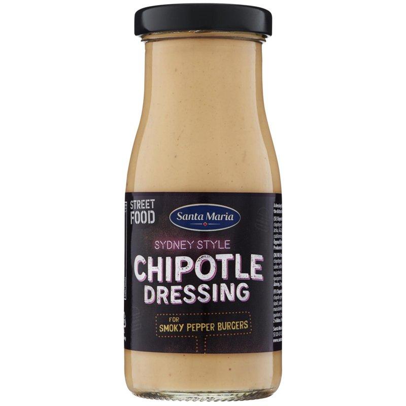 Dressing Chipotle 140g - 52% rabatt