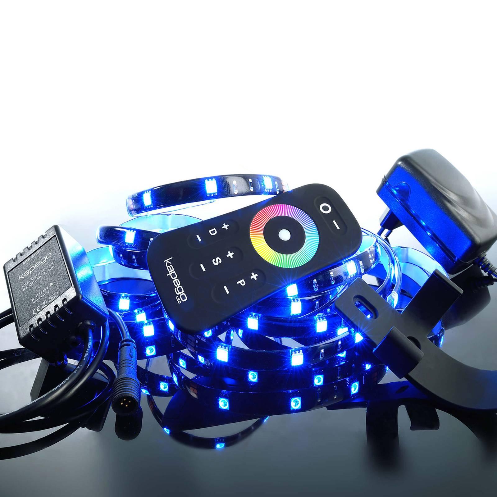 LED-valonauhasarja Mixit RGB 2,5 m, 17 W