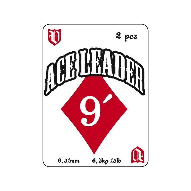Vision Ace Leader 9' 0,43mm. 2pk