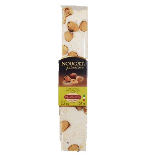 """Soft Nougat """"Hazelnuts"""" 100g - 60% rabatt"""