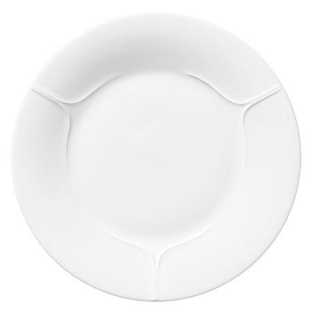 Pli Blanc Tallerken 21 cm