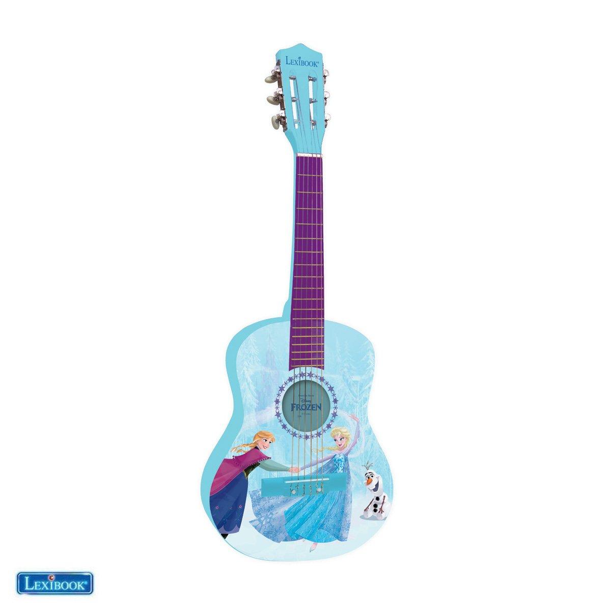 Lexibook - Disney Frozen Acoustic Guitar - 31'' (K2000FZ)