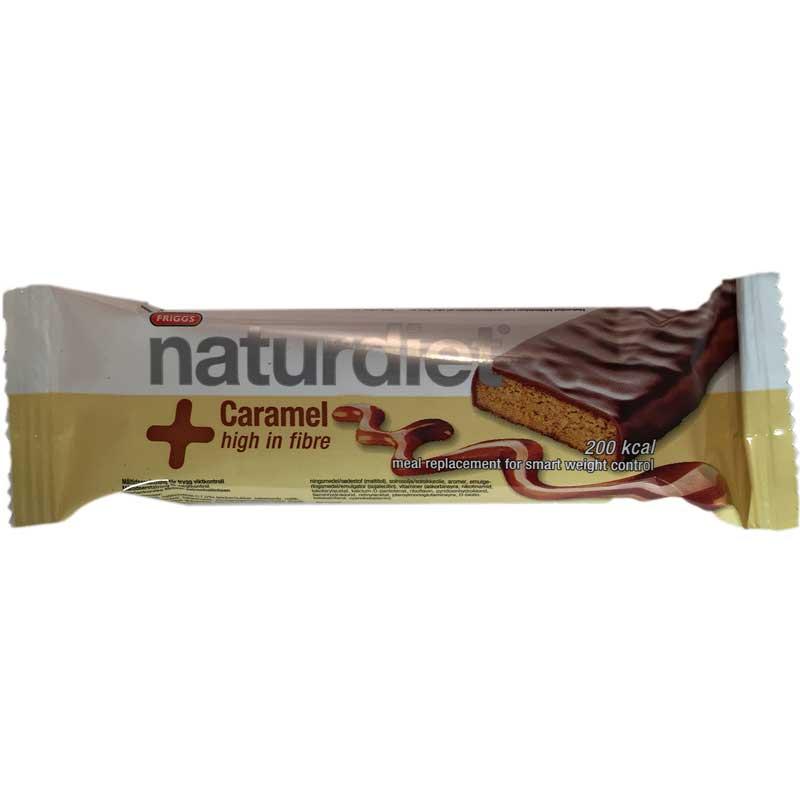 Naturdiet mealbar Caramel - 50% rabatt