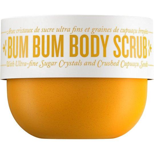 Bum Bum Body Scrub, 220 g Sol De Janeiro Kuorinta ja kuivaharjaus