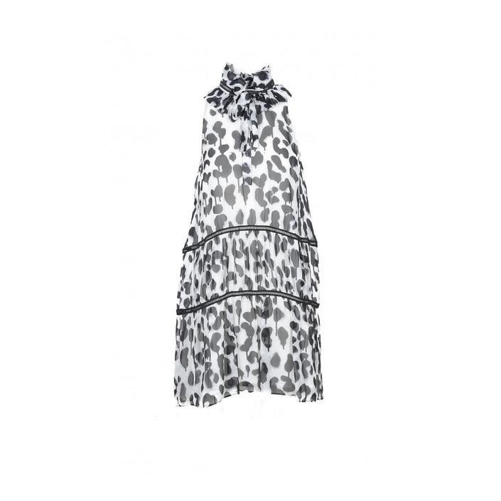 Boutique Moschino Women's Dress White 171305 - white 40