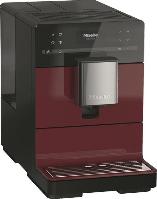 Miele Cm 5310 Tayberry Red Silence Espressomaskin - Röd