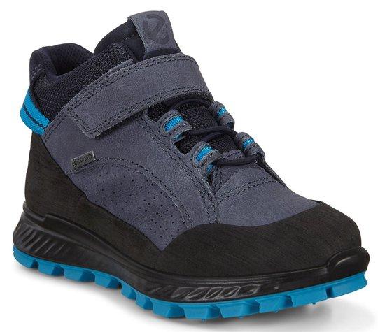 ECCO Exostrike Sneaker, Black/Ombre, 30