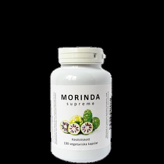 Morinda Supreme, 130 kapslar