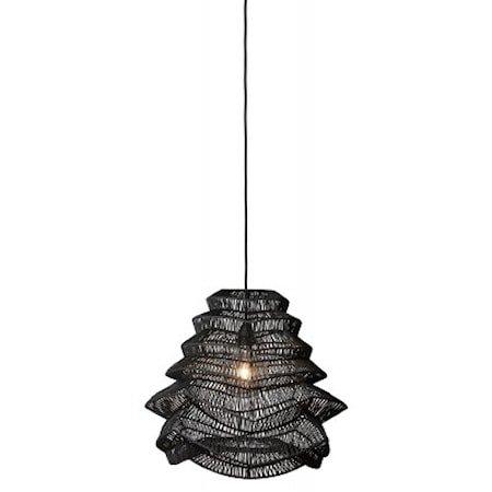Vilda black taklampe