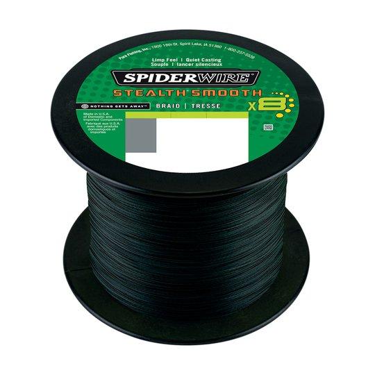 Spiderwire Smooth 8 grön 2000 m