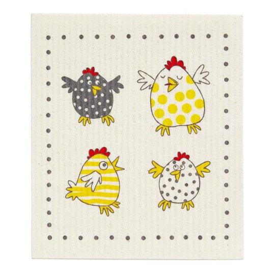Tiskirätti, Happy Hens