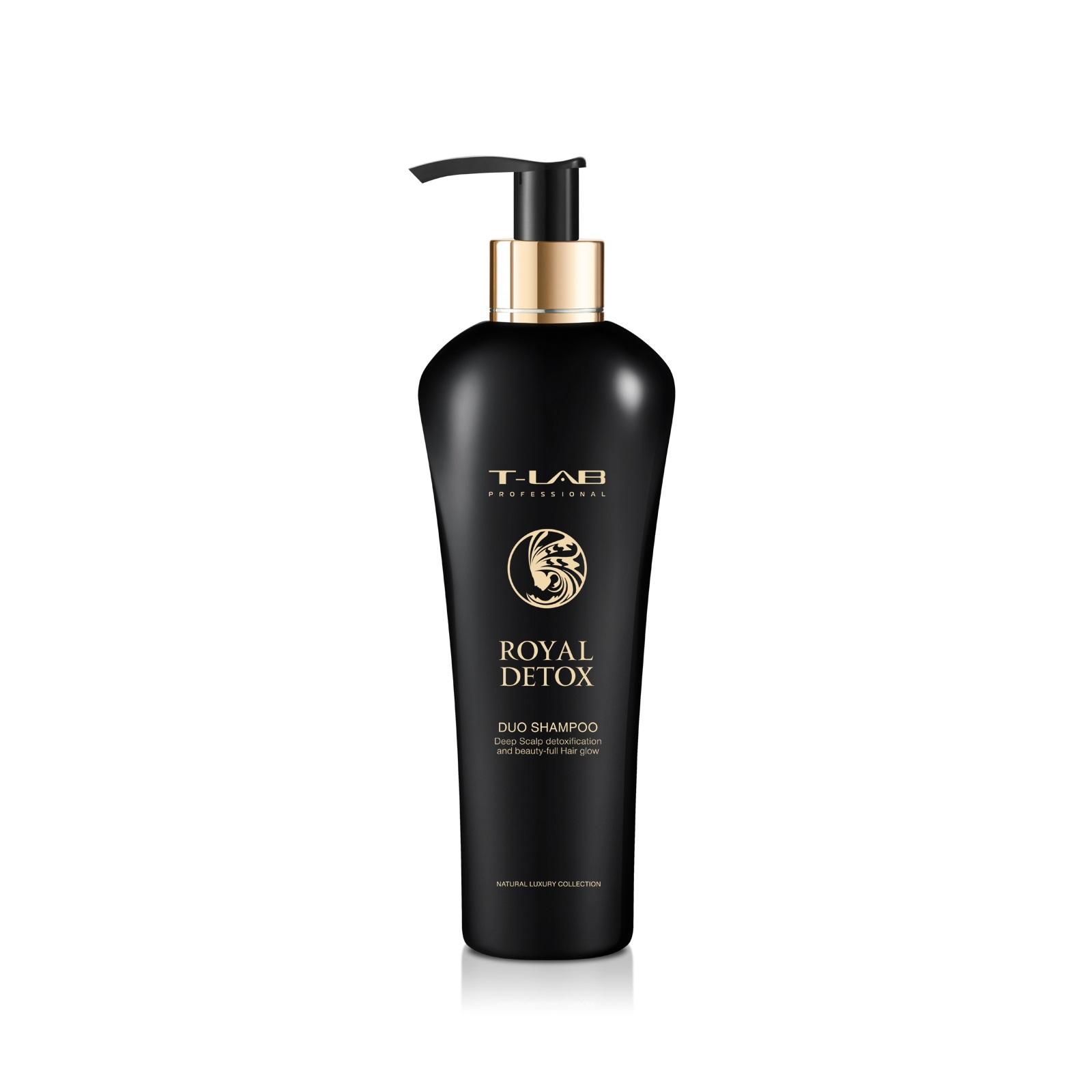 T-Lab Professional - Royal Detox Shampoo 300 ml
