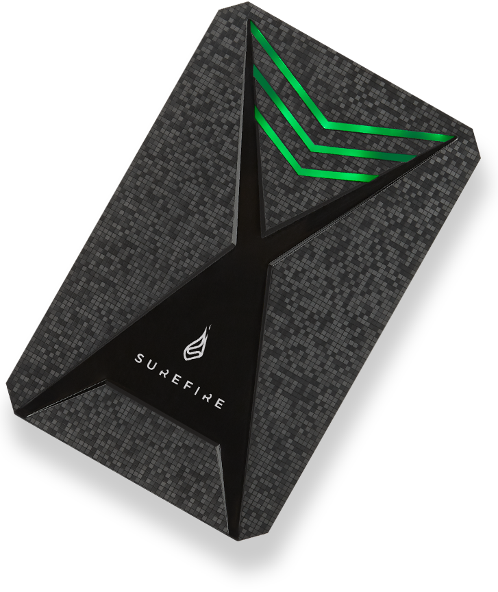 Surefire - GX3 2.5'' Gaming HDD 2TB
