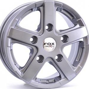 Fox Viper Commercial Dark Anthracite 6.5x16 5/160 ET50 B89.1