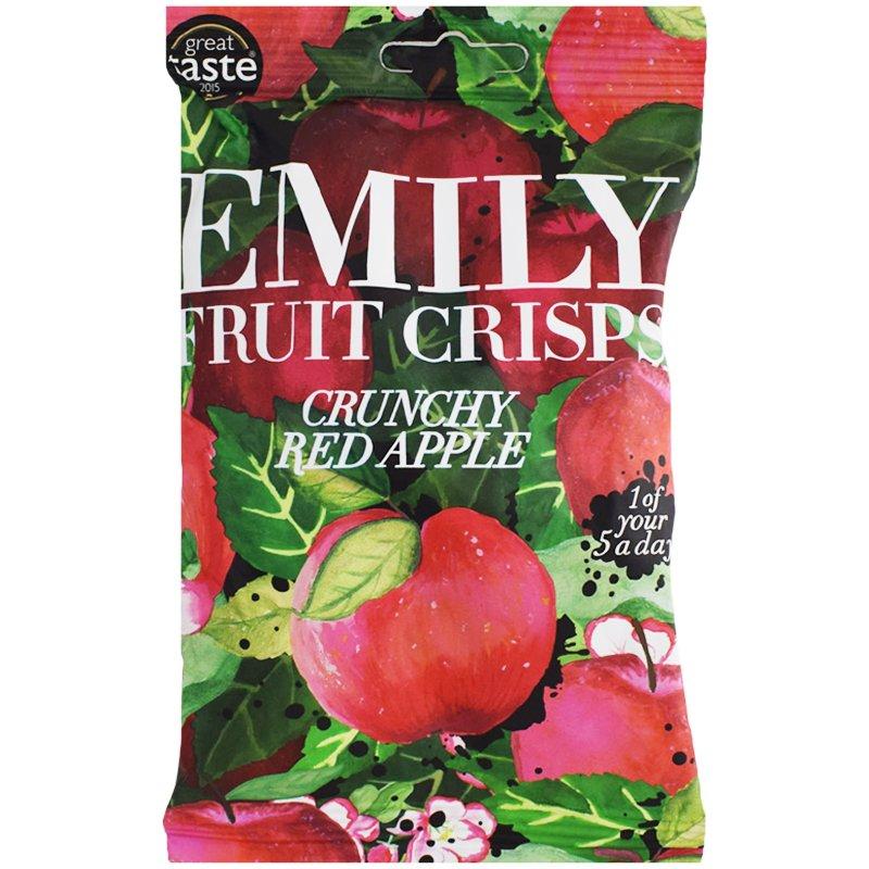 Fruktchips Äpple 30g - 32% rabatt