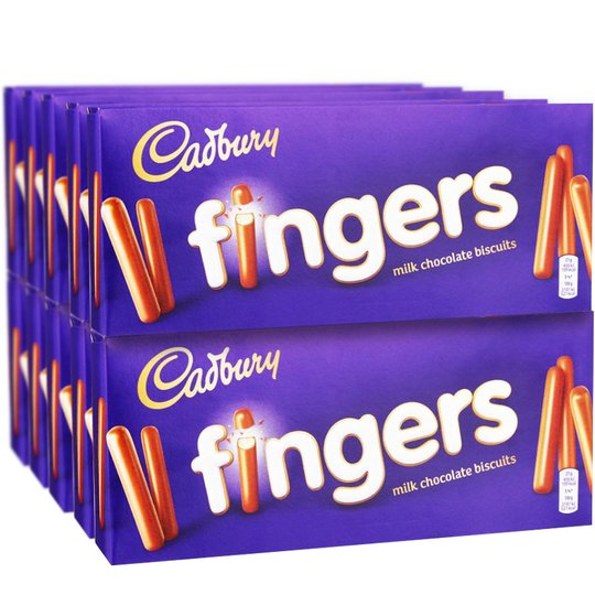 Cadbury Fingers Mega-pack! - 40% rabatt