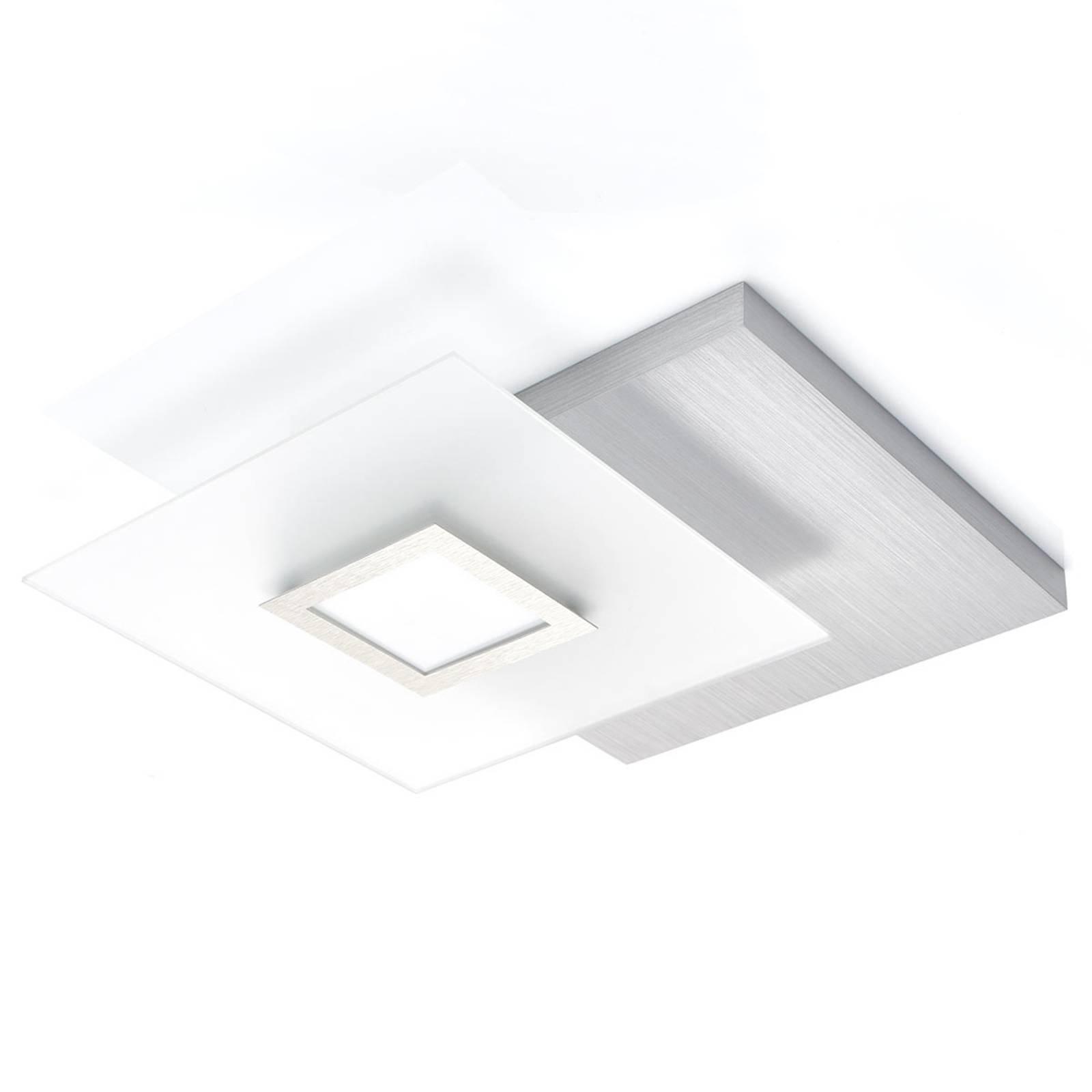 Spesiell LED-taklampe Flat, dimbar