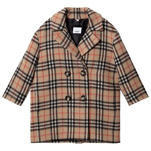 Burberry Vintage Check Peacoat Archive Beige 6 years