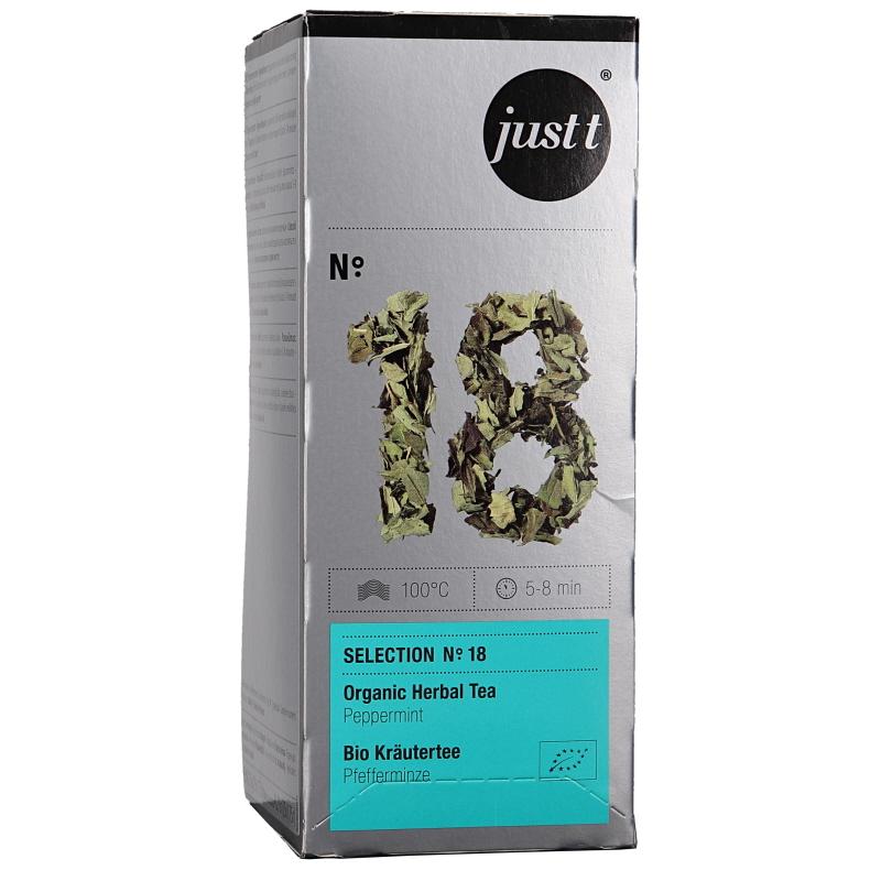 Tee Herbaltea Peppermint - 33% alennus