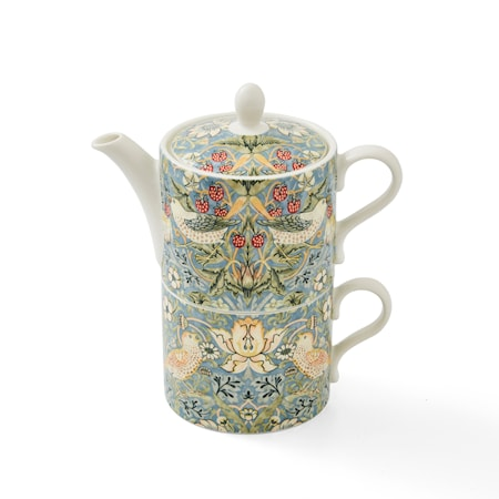 Morris Tea for One Strawberry Thief 0.28 L