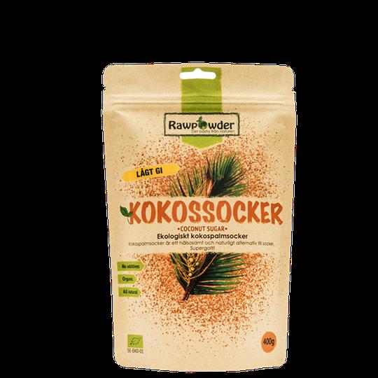 Kokossocker EKO, 400 g