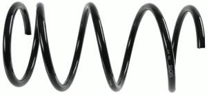 Jousi (auton jousitus), Etuakseli, MITSUBISHI OUTLANDER II, 4040A097