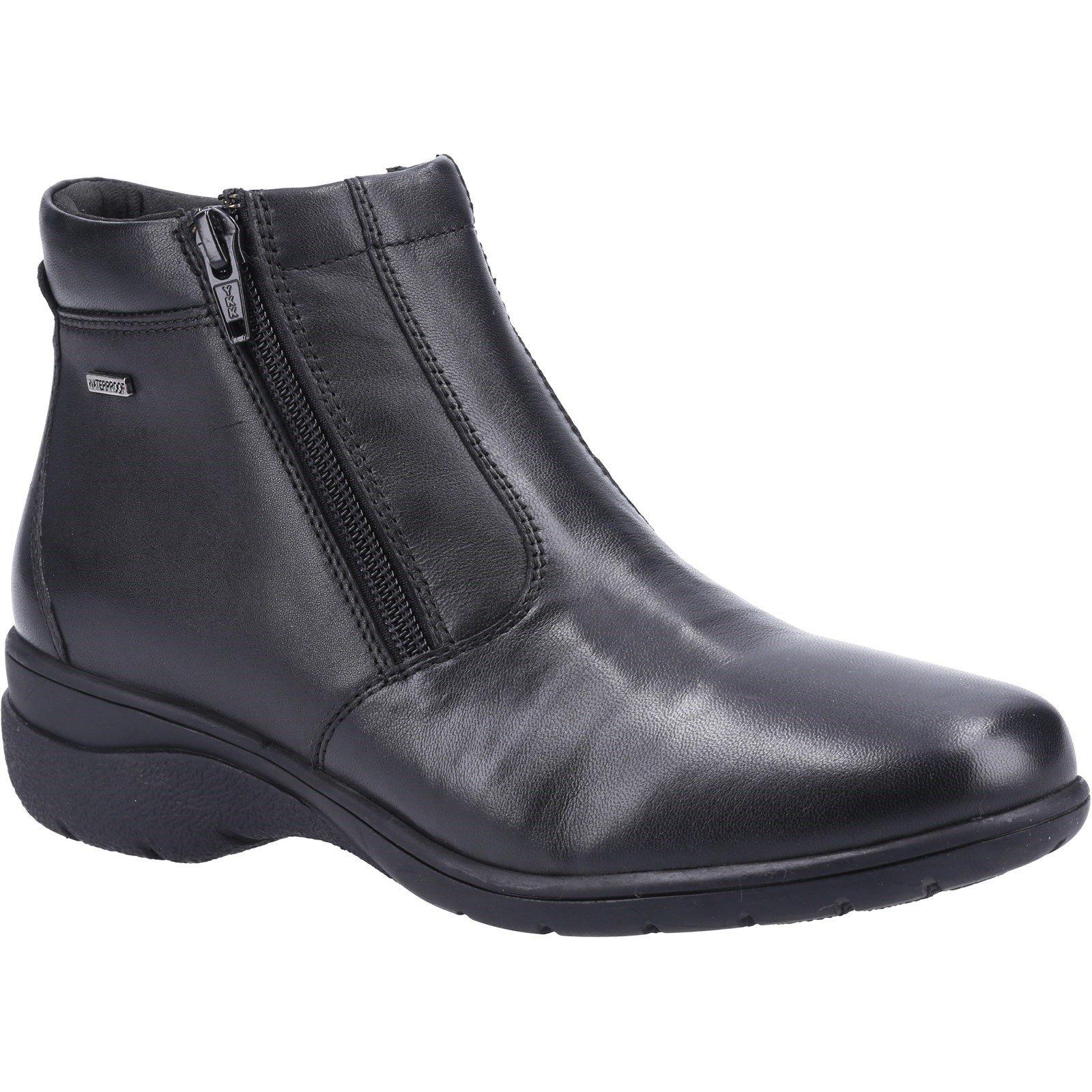Cotswold Women's Deerhurst Waterproof Boot Black - Black 5