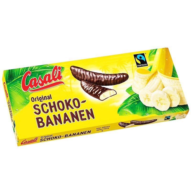 Chokladbananer - 27% rabatt