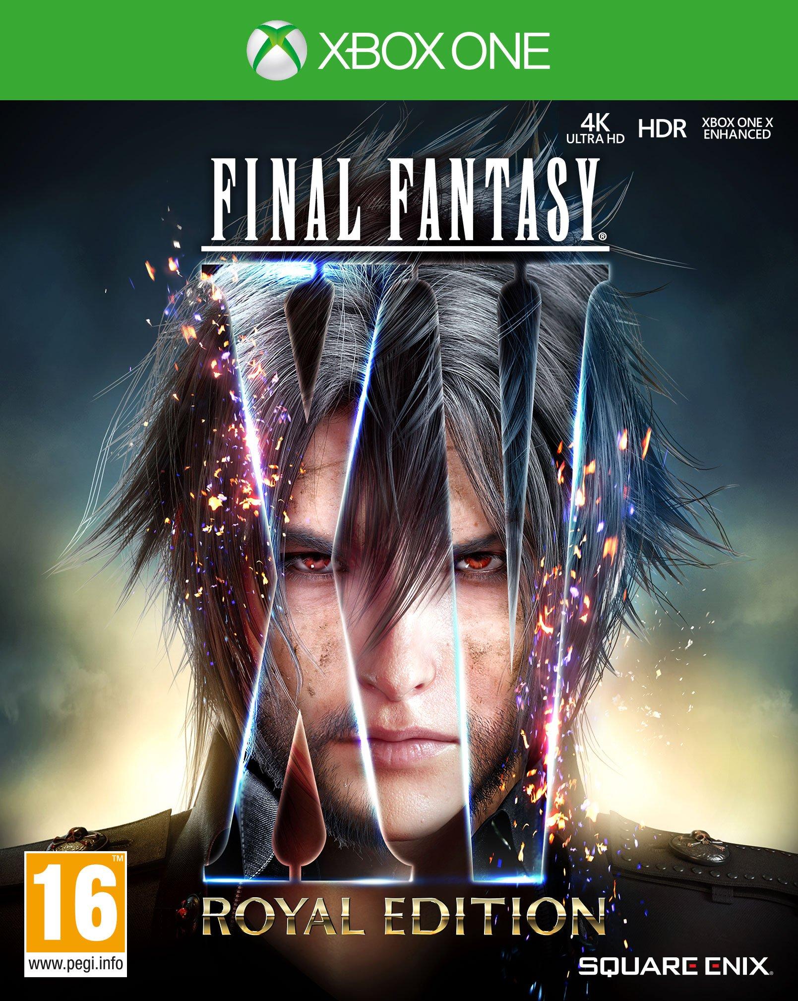 Final Fantasy XV (15) - Royal Edition