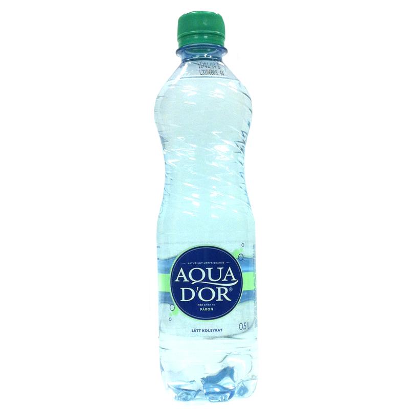 Aqua D'or med smak av päron - 78% rabatt