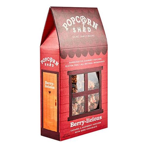 Pop Popcorn Hallon & Karamell - 80 gram