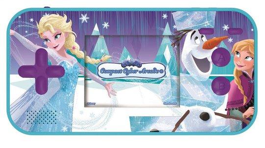Disney Frozen Cyber Arcade Spillkonsoll 150 Spill