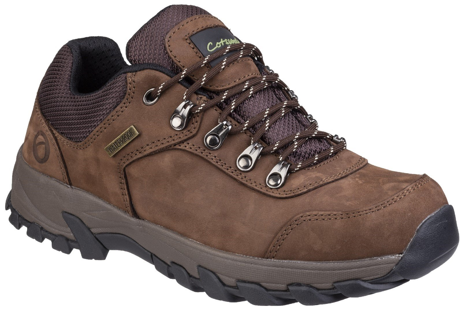 Cotswold Men's Hawling Lace Up Shoe Brown 27139 - Brown 7