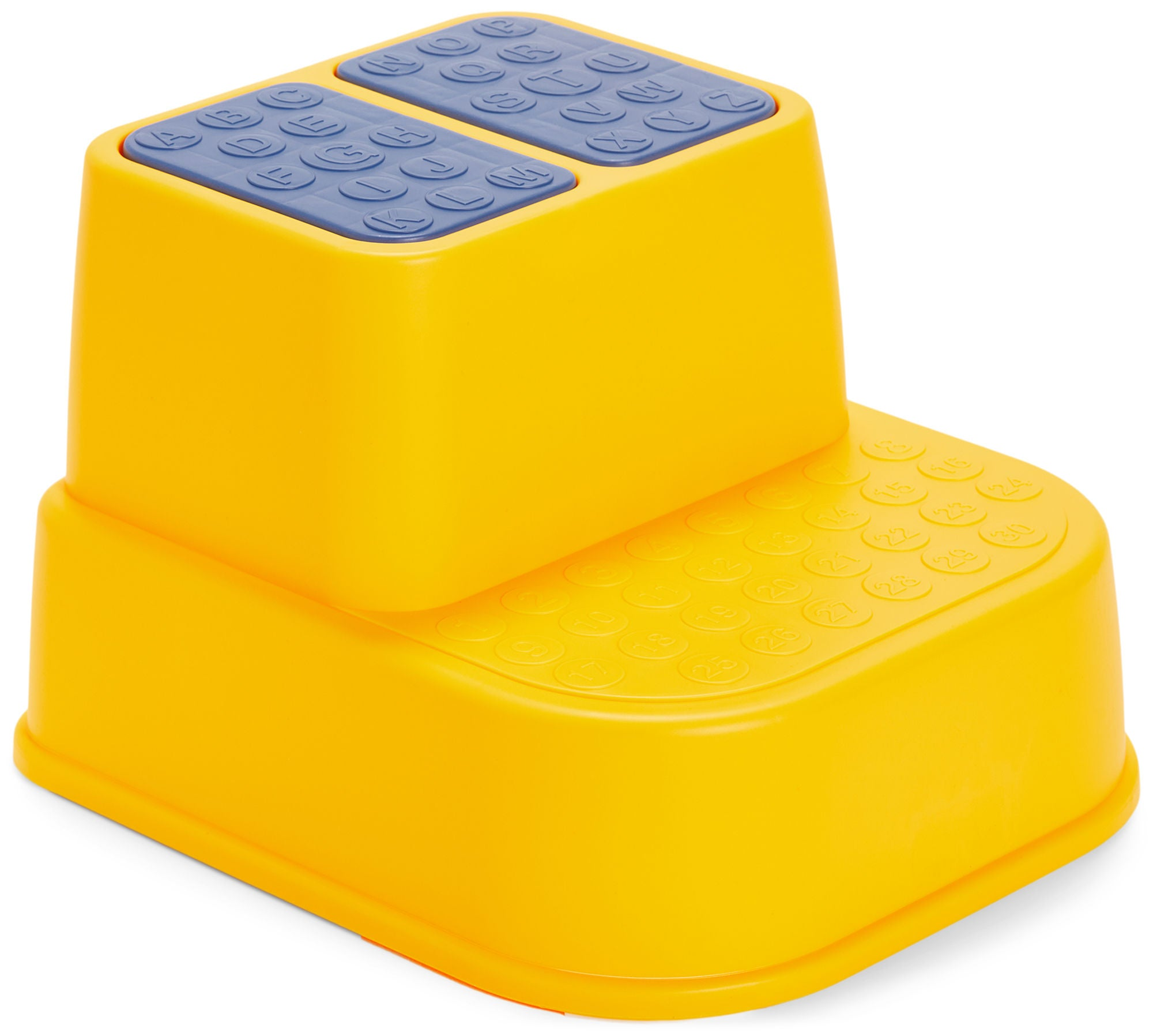 Beemoo Care Double Step Korokejakkara, Yellow
