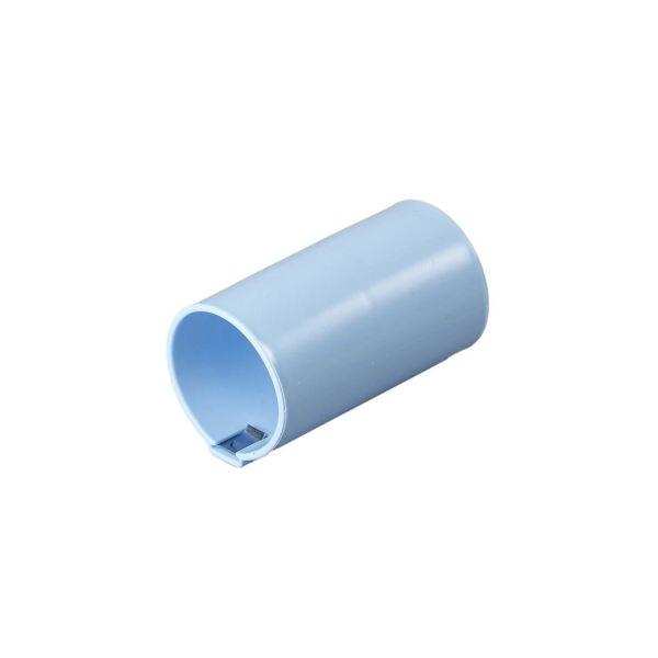 ABB AJ40 Skjøtemutter enkel å åpne og stenge 40 mm, blå