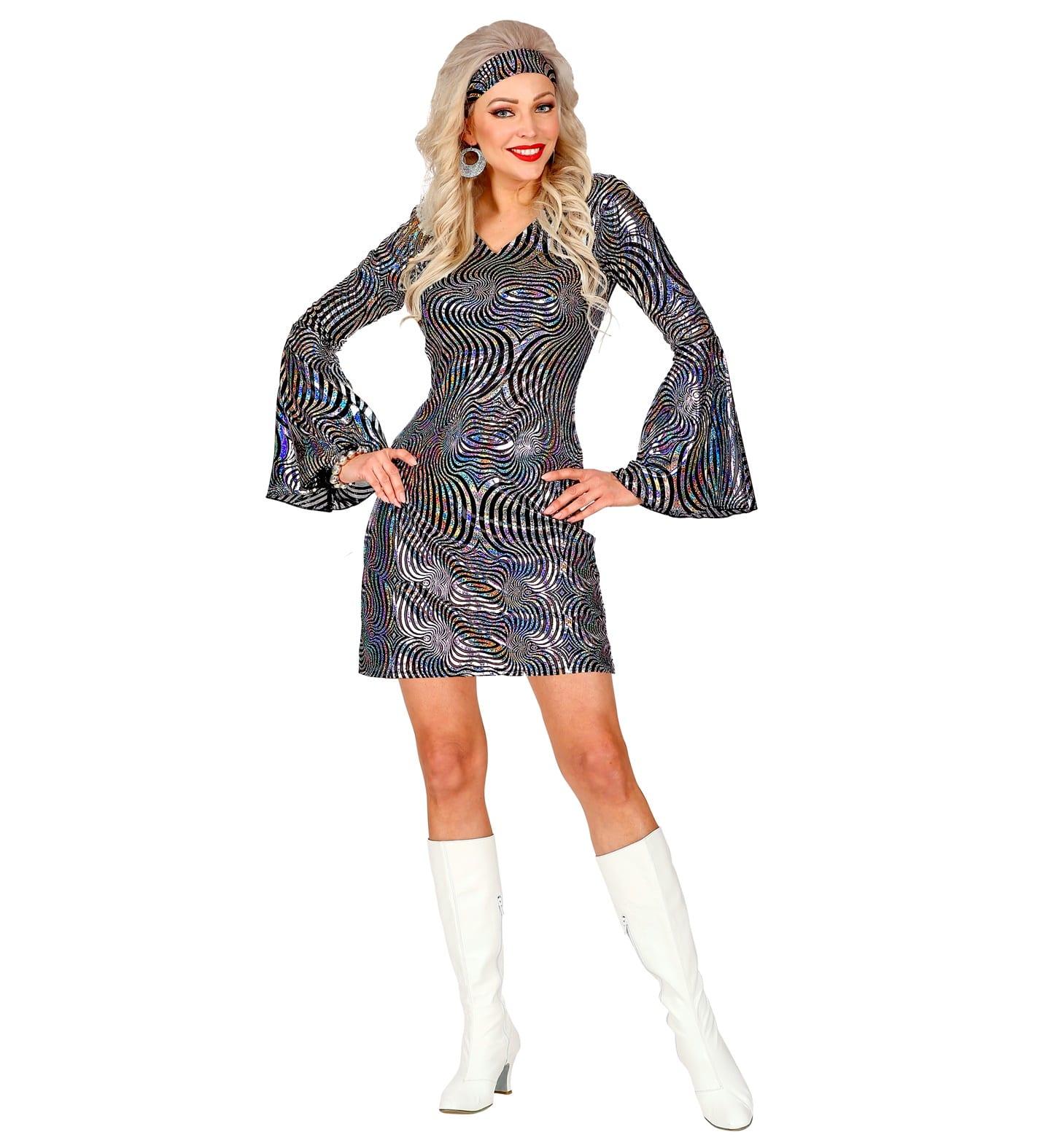 70-tals discoklänning L