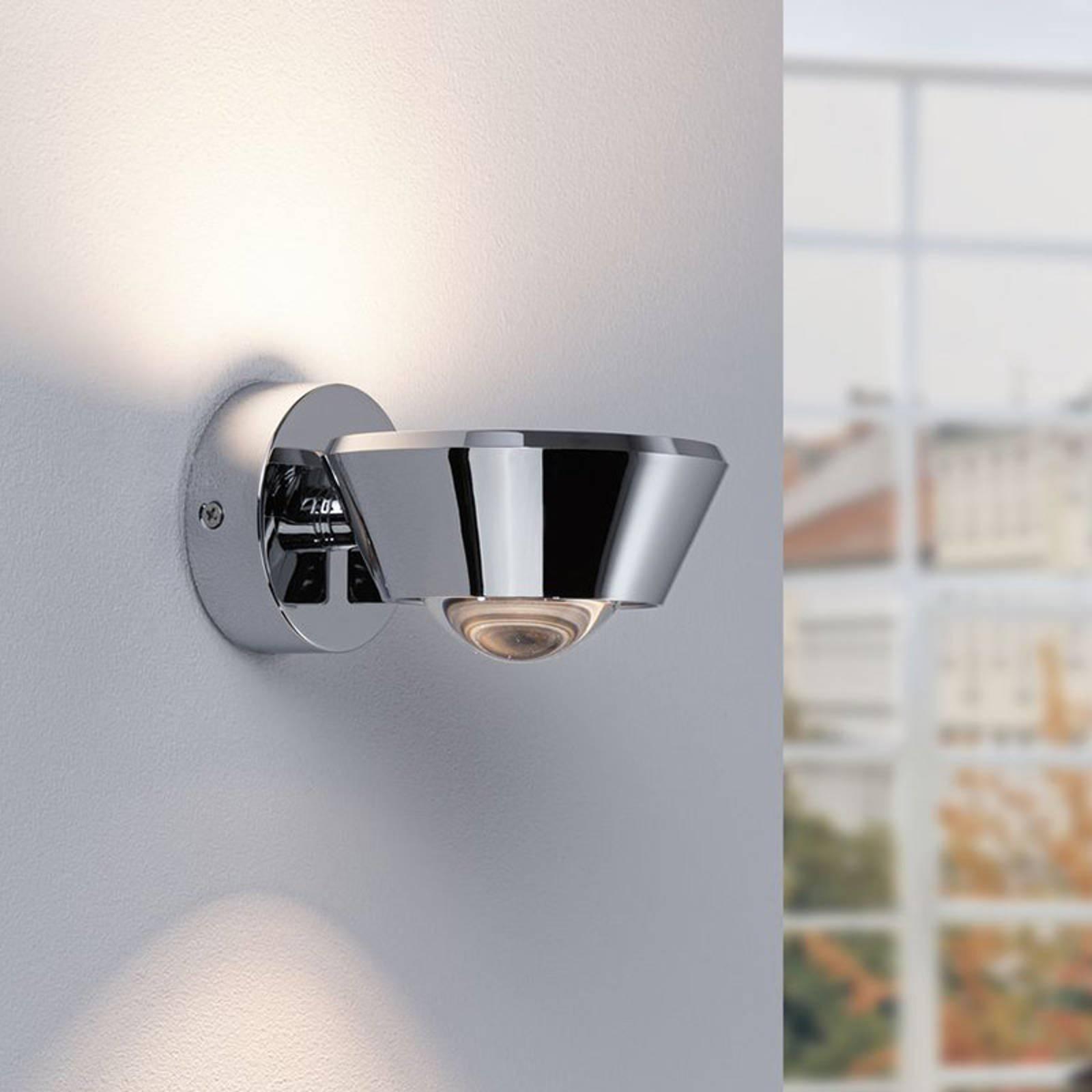 Paulmann Sabik LED-seinävalaisin kromi