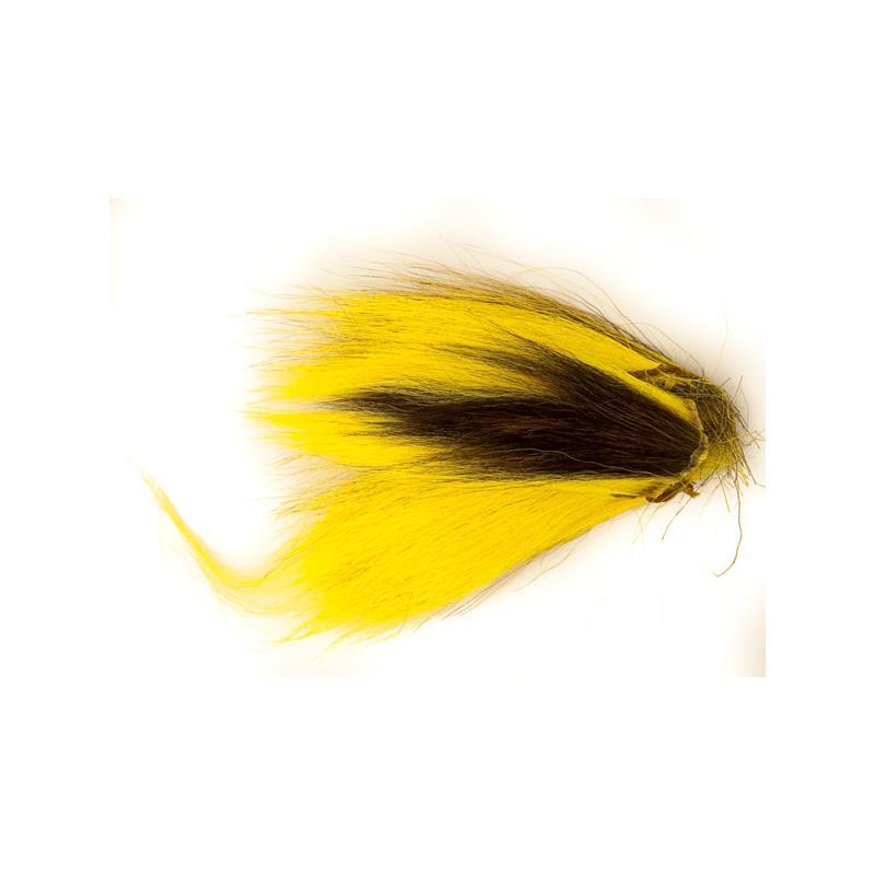 Bucktail piece - Yellow Wapsi