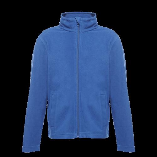 Regatta Kid's Brigade II Full Zip Fleece Jacket Various Colours T_TRF515 - Royal Blue 7/8 Years
