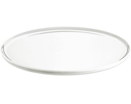 Pizzatallerken hvit, Ø 36 cm
