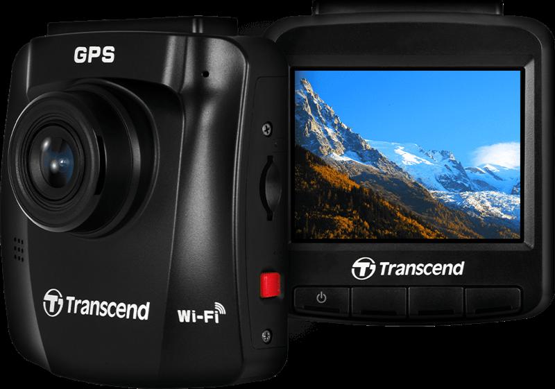 Transcend - DrivePro 250 Advanced Dashcam (32GB)