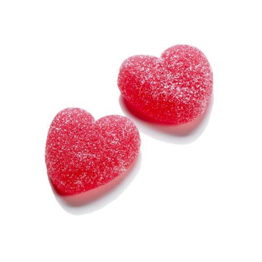 Hel Låda Sockrade Hjärtan 8,2kg - 67% rabatt