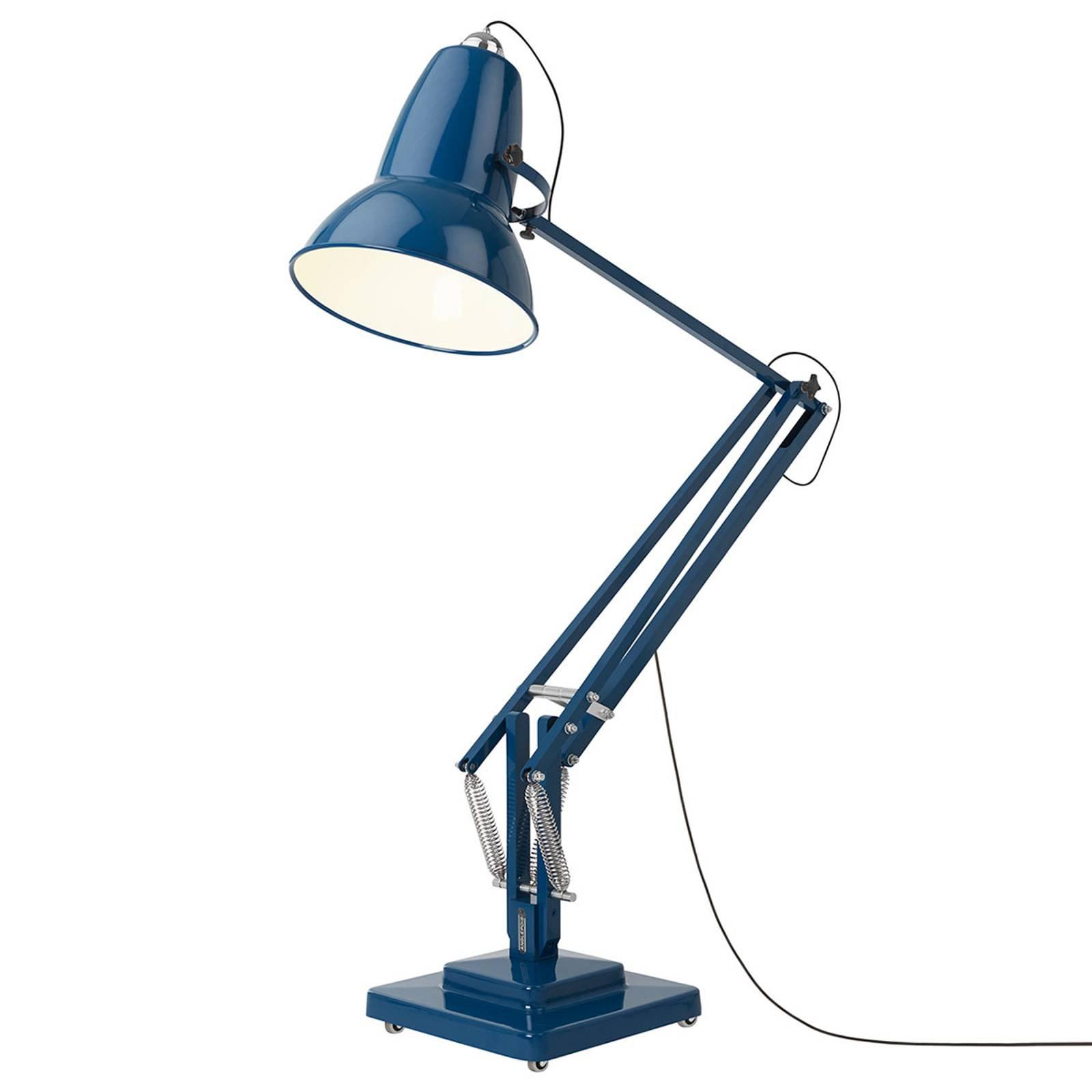 Anglepoise Original 1227 Giant gulvlampe blå