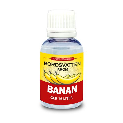 Banan 32 ml Bordsvattenarom för kolsyrat vatten