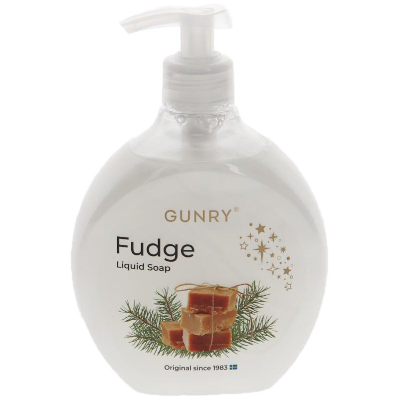 Flytande tvål Fudge - 33% rabatt