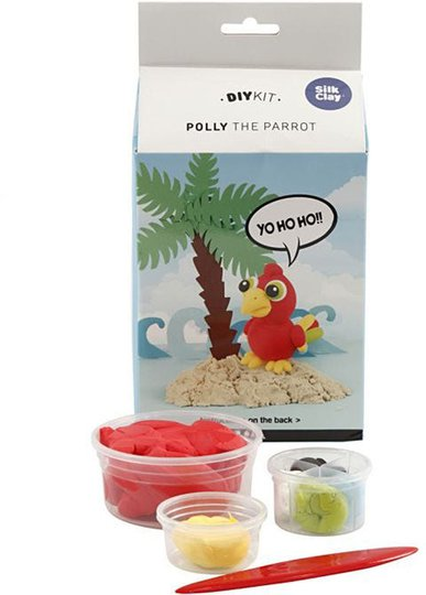 Creativ Company Funny Friends Polly Parrot