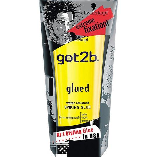 Schwarzkopf Got2B Glued Water Resistant Spiking Glue, 150 ml Schwarzkopf Muotoilutuotteet