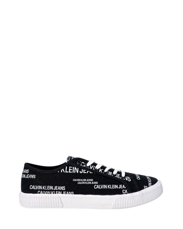 Calvin Klein Jeans Men's Trainer Various Colours 209087 - black 41