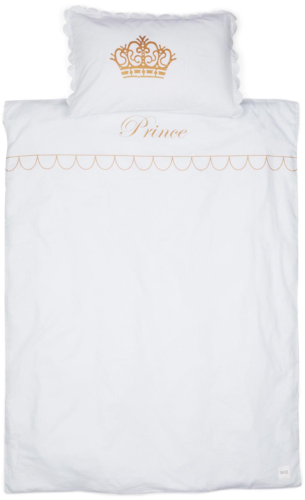 Minitude Prince Pussilakanasetti 100x130, Vaaleansininen